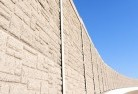 Alberta Barrier wall fencing 6